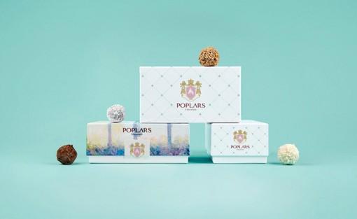 法国巧克力品牌Poplars