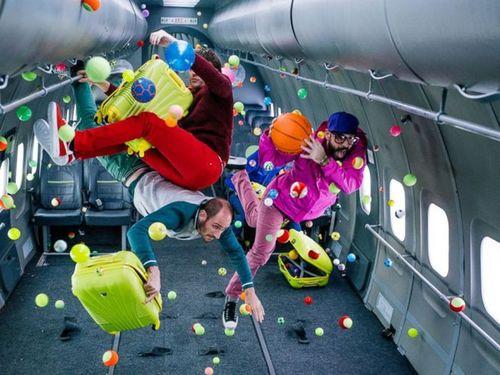 OK Go乐队创意图1
