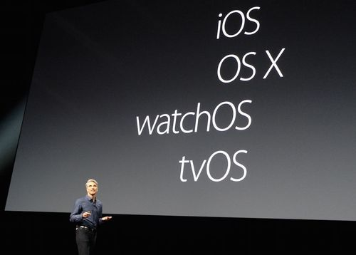 2016苹果开发者大会
