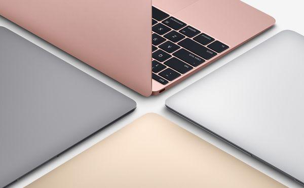 苹果Macbook笔记本