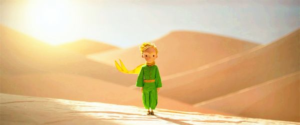 经典动画《小王子》