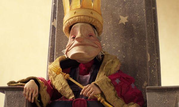 《小王子》里在自我世界里称王的人
