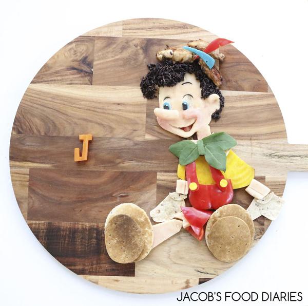 《木偶奇遇记》的匹诺曹