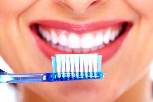 刷牙的正确打开方式