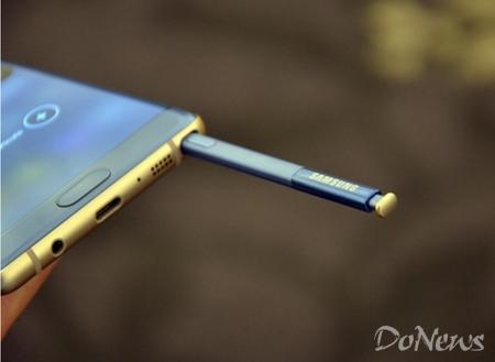 三星 Galaxy Note 7 S-Pen