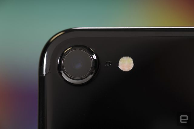 iPhone 7相机