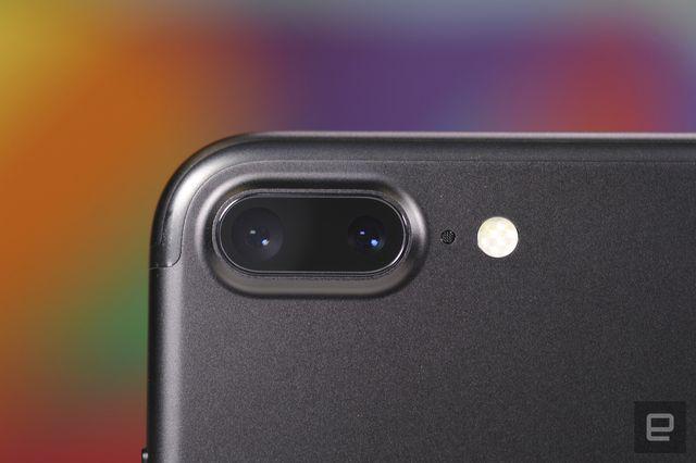 iPhone 7 Plus 双镜头