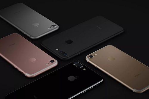 苹果 iPhone 7、7 Plus