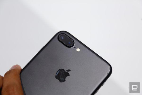 苹果 iPhone 7、7 Plus 动手玩