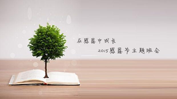 建立于书本之上的小树