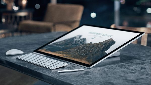 微软一体机 Surface Studio