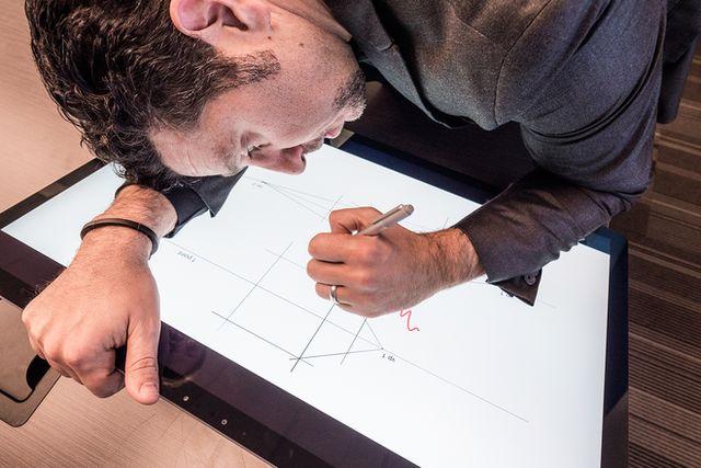 微软一体机 Surface Studio屏幕