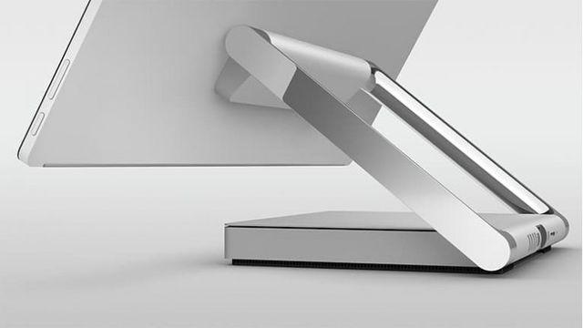 Surface Studio显示器和链接杆
