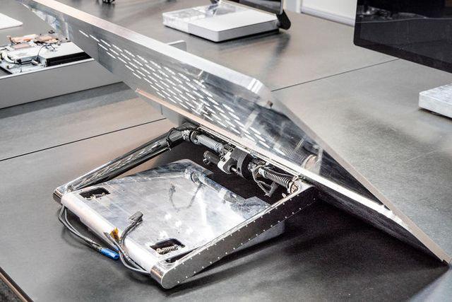 Surface Studio铬合金链接杆
