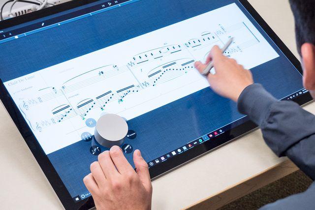 Surface Dial 音乐创作