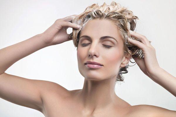 7个常见的洗头错误方法