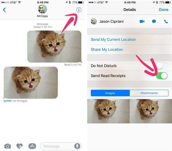 iOS 10 的可选阅读提醒