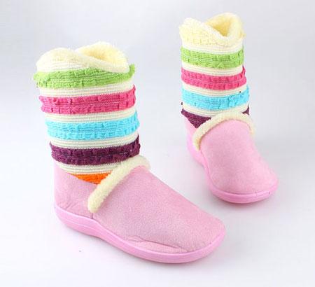 雪地靴清洗与保养方法