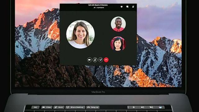 《Skype》微软通讯支持