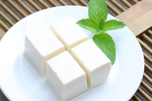 风靡日本的豆腐减肥法
