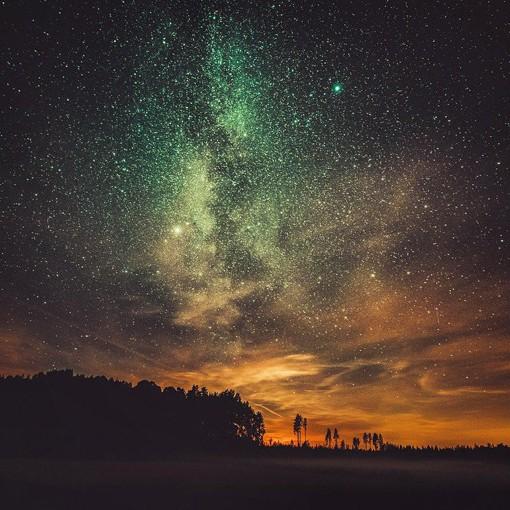 对星星的诺言
