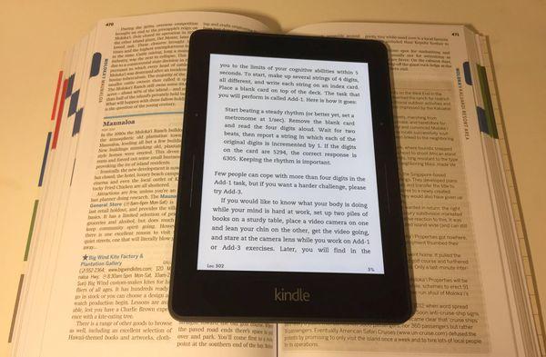 你也许并不太懂Kindle 2.0