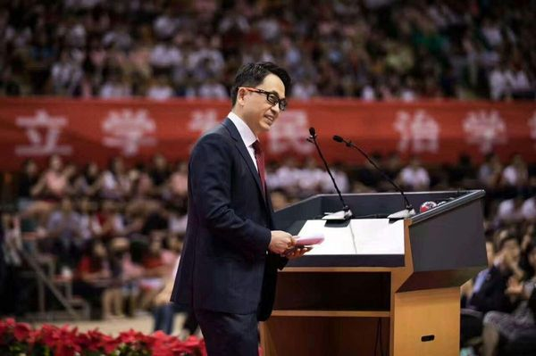 张磊人大毕业演讲