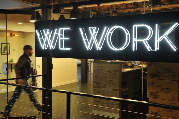 华盛顿一家专门为创业者提供的创业基地