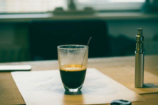 文艺咖啡图片