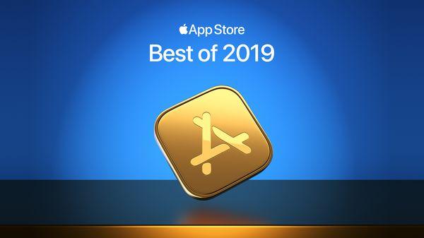 苹果2019 年度 App 与游戏名单