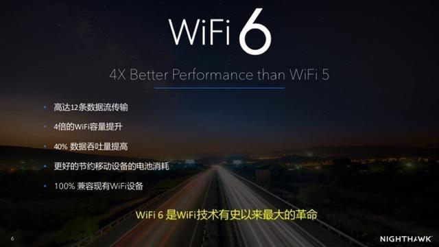 Wi-Fi 6优势
