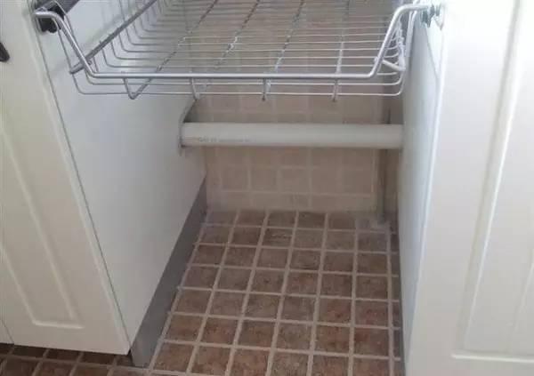 厨房一定要做台下盆