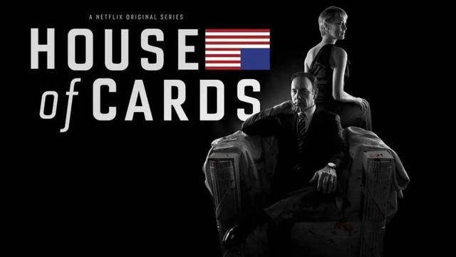 Netflix 的成名剧作是《纸牌屋》