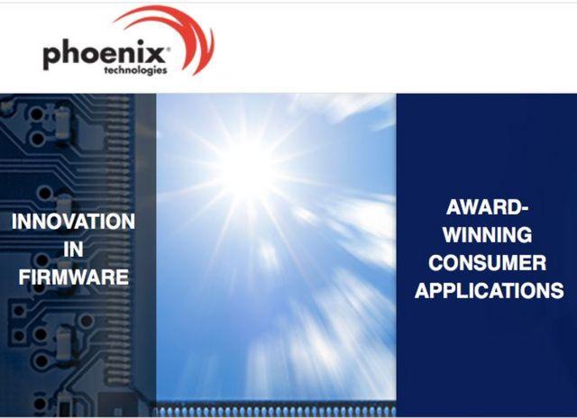 凤凰科技(Phoenix Technologies)
