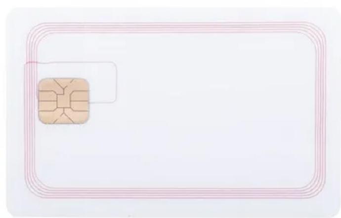 非接触式卡的内藏天线